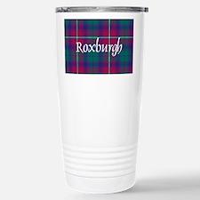 Tartan - Roxburgh dist. Stainless Steel Travel Mug