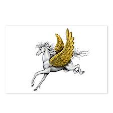 Pegasus Postcards (Package of 8)