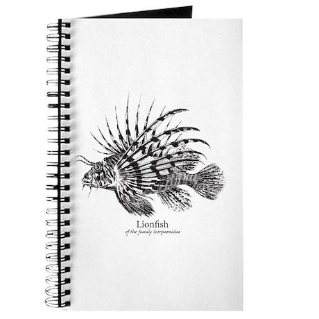 Lionfish Journal