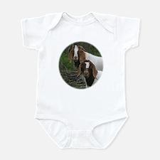 Boer Goats Infant Bodysuit