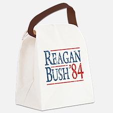 Cute Republican Canvas Lunch Bag