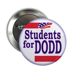 Students for Dodd Campaign Button