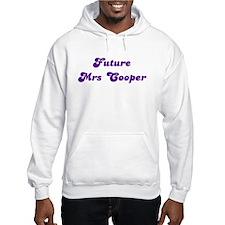 Future Mrs Cooper Hoodie