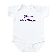 Future  Mrs Cooper Onesie