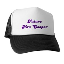 Future  Mrs Cooper Trucker Hat
