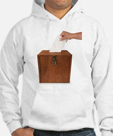 Submitting a Vote Hoodie