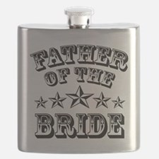 Cool Father Of The Bride Flask
