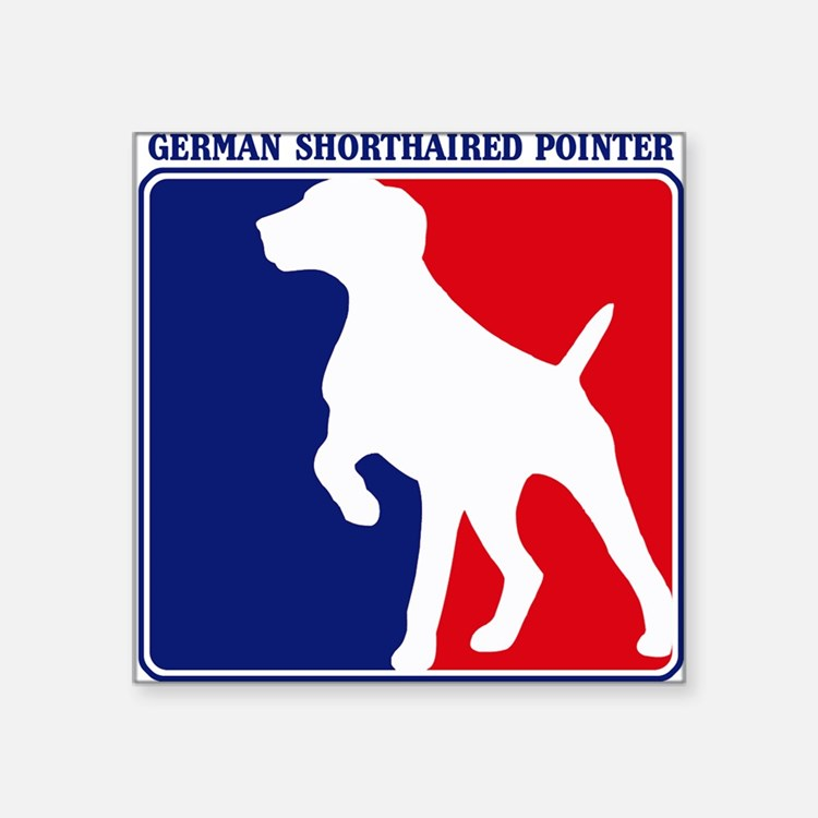 German_Shorthaired_Pointer Sticker