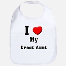 I Love Great Aunt Bib