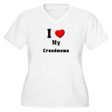 I Love Grandmama T-Shirt