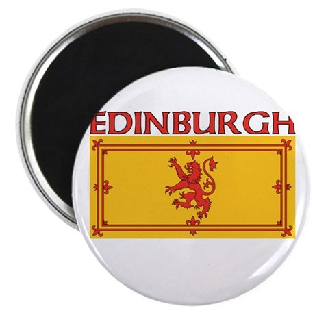 Edinburgh, Scotland Magnet