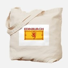 Edinburgh, Scotland Tote Bag