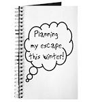 Planning Escape (Winter) Journal