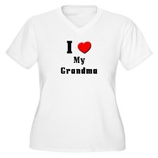 I Love Grandma T-Shirt