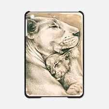 Lioness and a Cub iPad Mini Case