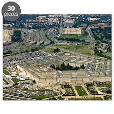 Aerial of the Pentagon Puzzle