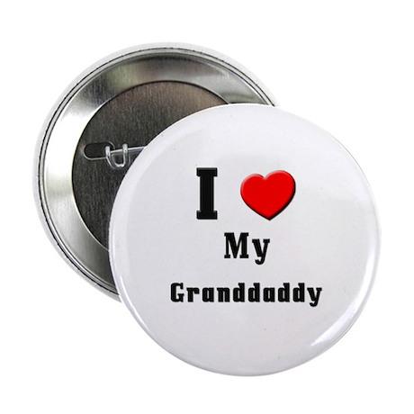 I Love Granddaddy Button