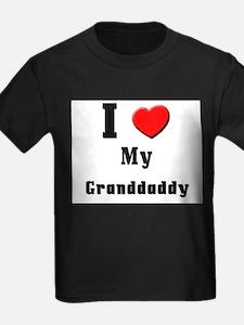 I Love Granddaddy T
