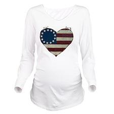 34488767 Long Sleeve Maternity T-Shirt