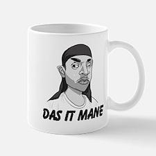 Das It Mane Mugs