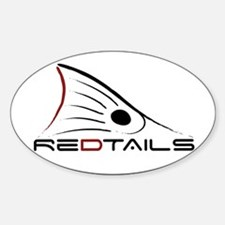 2-Redtails band Decal