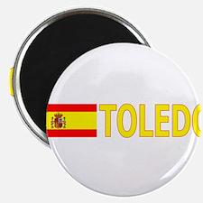"""Toledo, Spain 2.25"""" Magnet (10 pack)"""