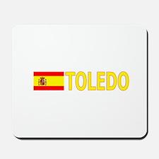 Toledo, Spain Mousepad