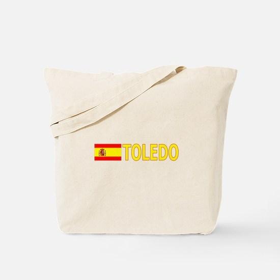 Toledo, Spain Tote Bag