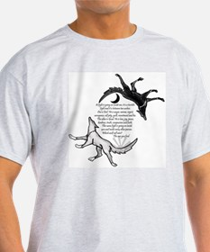 The Wolf You Feed T-Shirt