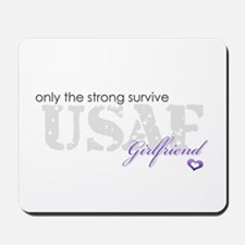 USAF Girlfriend-Only The Stro Mousepad