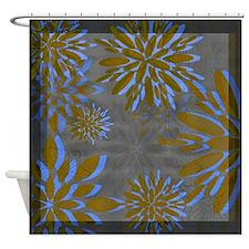Floral Motif 7 ~ Shower Curtain