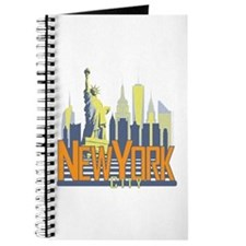 NYC Skyline Bold Journal