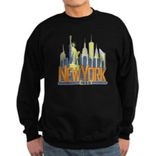 NYC Skyline Bold Sweatshirt