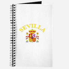 Sevilla, Espana Journal