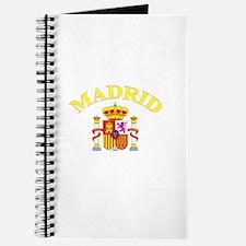 Madrid, Spain Journal