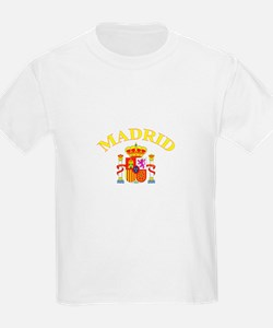 Madrid, Spain T-Shirt