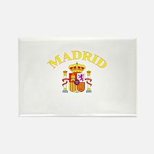 Madrid, Spain Rectangle Magnet
