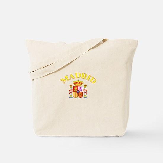 Madrid, Spain Tote Bag