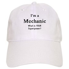 mechanic Baseball Baseball Cap