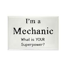 mechanic Rectangle Magnet