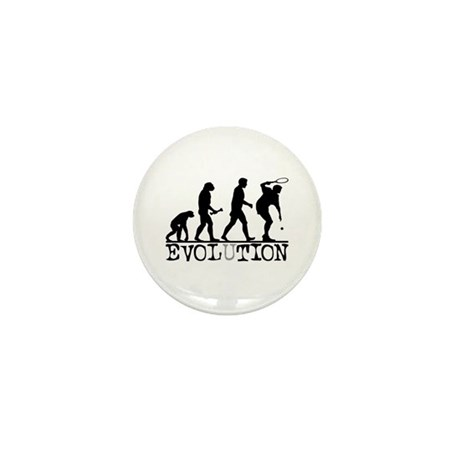 EVOLUTION Tennis Mini Button (100 pack)