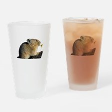 Pika Drinking Glass