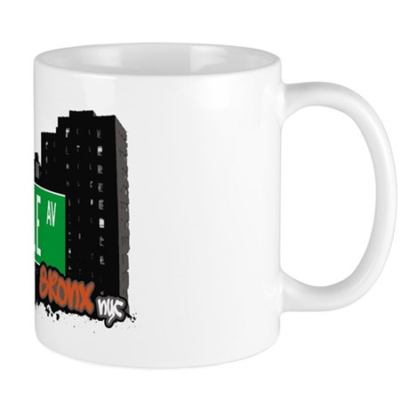 MICKLE AV, Bronx, NYC Mug
