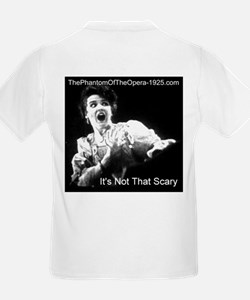 """""""It's Not That Scary"""" T-Shirt"""