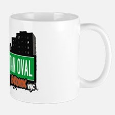 METROPOLITAN OVAL, Bronx, NYC Mug