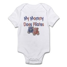 My Mommy Does Pilates Infant Bodysuit