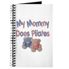 My Mommy Does Pilates Journal