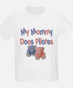 My Mommy Does Pilates T-Shirt