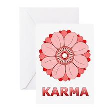 Lotus Greeting Cards (6)