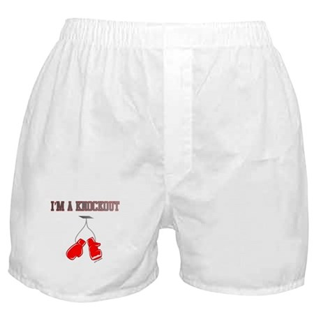 I'm a Knockout Boxer Shorts